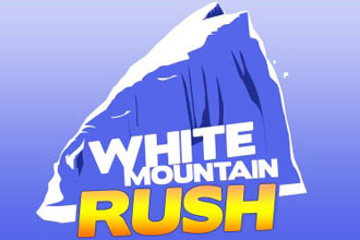 White Mountain Rush Energy Drink